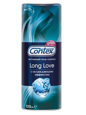 Интимный гель-смазка Contex Long Love 100 мл (5060040304044)