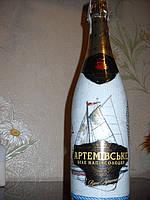 Декупаж Артемовское шампанское