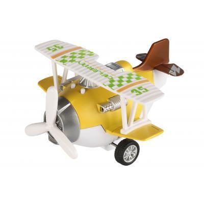 Спецтехника Same Toy Самолет металический инерционный Aircraft (SY8016AUt-1)