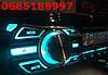 Автомагнитола Pioner 1Din MP3 FM USB Aux автомагнітола магнитола, фото 3