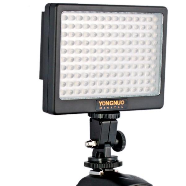 Би-светодиодный накамерный видео свет Yongnuo yn-140 (YN-140)