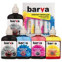 Чернила BARVA Canon PGI-425PGBK + CLI-426BK/C/M/Y (5x90 г) SET (CPGI425-5-090-MP)
