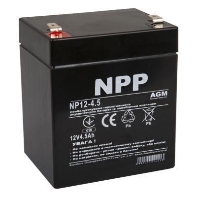 Батарея к ИБП NPP 12В 4.5 Ач (NP12-4.5)