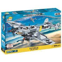 Конструктор Cobi Вторая Мировая Война Самолет Мессершмитт BF-110, 370 деталей (5902251055387), фото 1