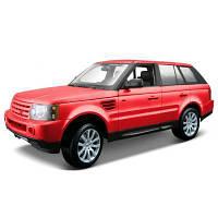 Машина Maisto Range Rover Sport (1:18) красный металлик (31135 met. red)