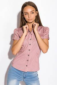 Рубашка женская 118P002 (Лиловый)