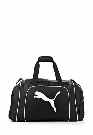Сумка дорожнаяPuma Team Cat Medium BAG, фото 2