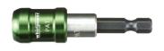 "Битодержатель магнитный Whirlpower 1/4"" 62 мм с фиксатором, на блистере"