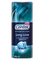 Інтимний гель-змазка Contex Long Love 100 мл 5060040304044