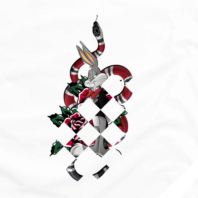 Дизайн на бейсболки термо Кролик Банні [Свій розмір і матеріали в асортименті]