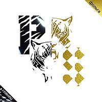 Стрази, аналог паєтки на самоги Логотип