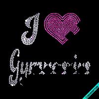 Термонаклейки на футболки Логотип (Стекло, 2мм фуксия, 4мм кристалл, 2.8мм кристалл)