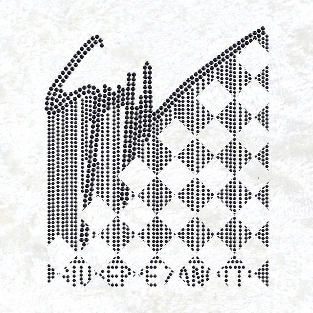 Аплікації, латки на скатертини Логотип (Скло, ss6 гематит, ss10 чорний)
