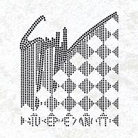 Аплікації, латки на скатертини Логотип (Скло, ss6 гематит, ss10 чорний), фото 1