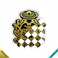 Печать на сарафаны термо Логотип [Свой размер и материалы в ассортименте]