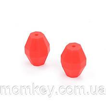 Бочка 20*15*15 мм (красный)