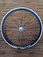 Велоколесо 28 переднее двойной обод
