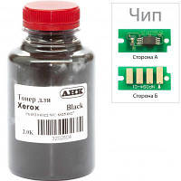 Тонер XEROX Phaser 6020/6022, WC 6025 Black (+ чип ) AHK (3202499)