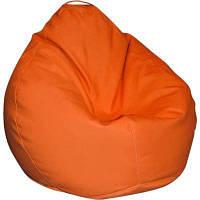 Пуф ПРИМТЕКС ПЛЮС кресло-груша Tomber OX-157 M Orange (Tomber OX-157 M Orange)