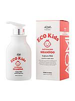 Детский шампунь-гель для купания AOMI Eco Kids Shampoo, 500 ml