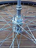 Велоколесо 28 заднее двойной обод, фото 2