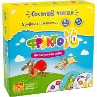 Настольная игра Банда Умников Фрукто 10 (УКР002)