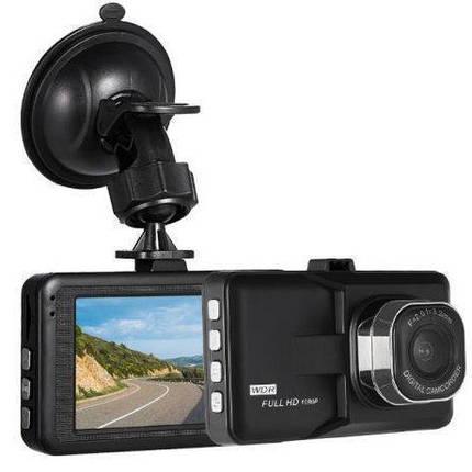 Видеорегистратор автомобильный Car Vehicle Black Box Dvr 626 1080P, фото 2