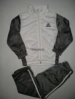 Спорт.костюм для хлопчика 098 см (2-3 years) сірий Action 55964
