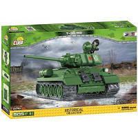 Конструктор Cobi Танк Т-34/85 505 деталей (5902251024765)