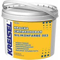 Kreisel 003 Краска силиконовая фасадная 15 л База В