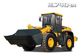 Фронтальный погрузчик Hyundai HL740-9S