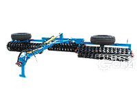Коток польовий кільчато-шпоровий гідрофіцирований  ККШ-6Г-02