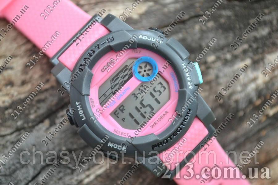 Часы Casio Baby-G BGD-180 (BG-169R-4DR) - Интернет-магазин часов 213.com.ua в Киеве