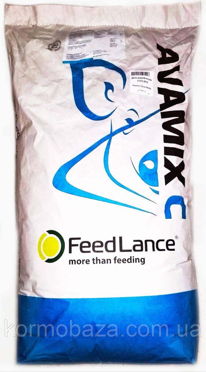 Добавка для свиней финиш 65-120кг Avamix C6-7 W Prime 10%