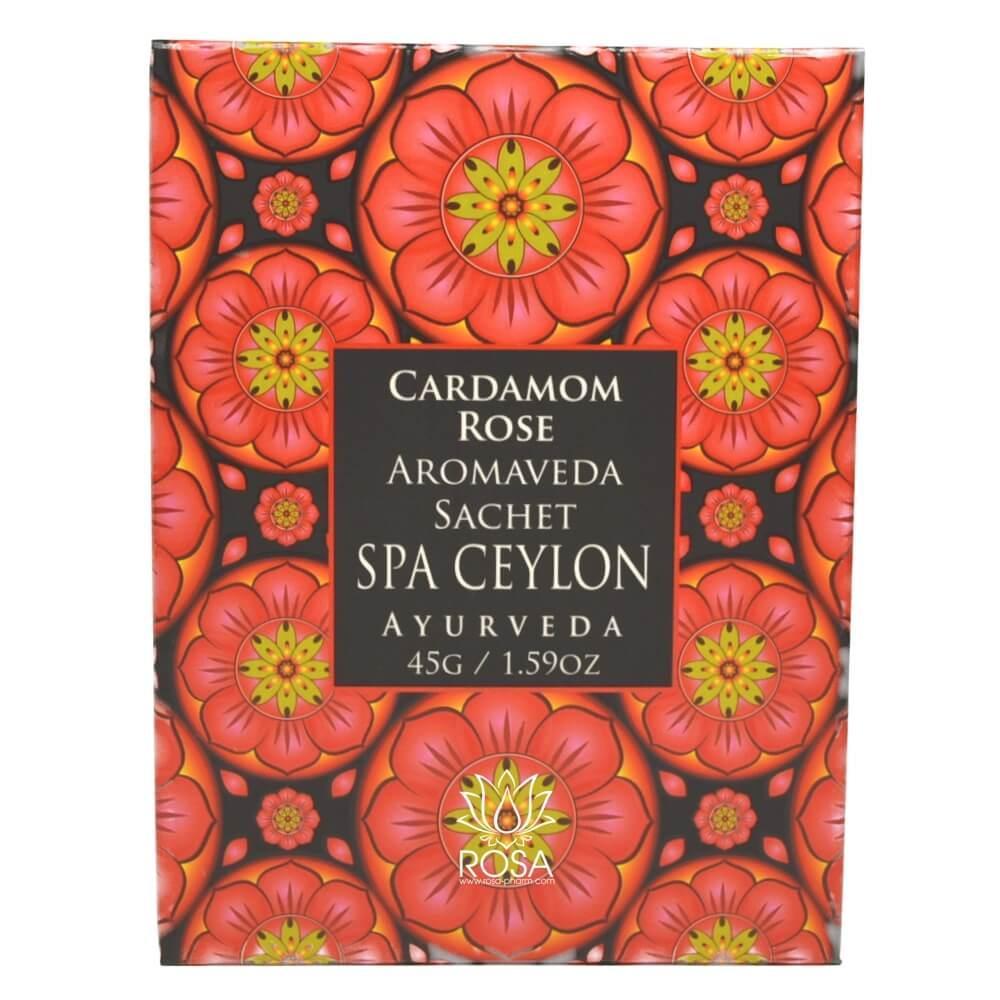 Аромамешочек Кардамон Роза, 45 грамм