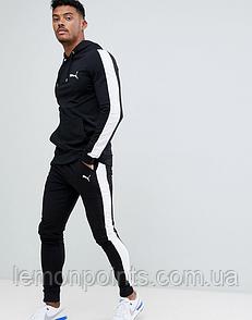 Мужской спортивный костюм с лампасами (пума) Puma