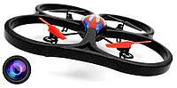 Квадрокоптер с камерой  WL Toys V333 Cyclone 2