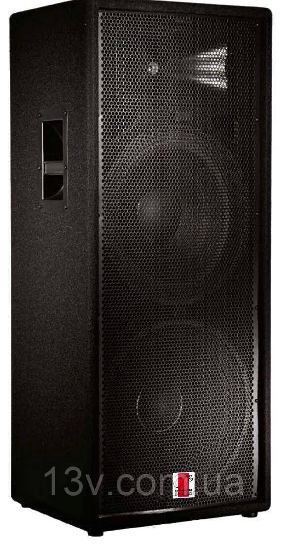 """PRX-215 JB sound Пасивна 2х смугова акустична колонка 2х15 """"600Вт"""