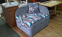 Детский диван-кровать «Кубик»