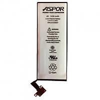 Аккумулятор ASPOR для IPhone 4S 1430mAh