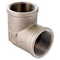 Куточок латунний нікельований СТ VTr.090 VALTEC Ду 15