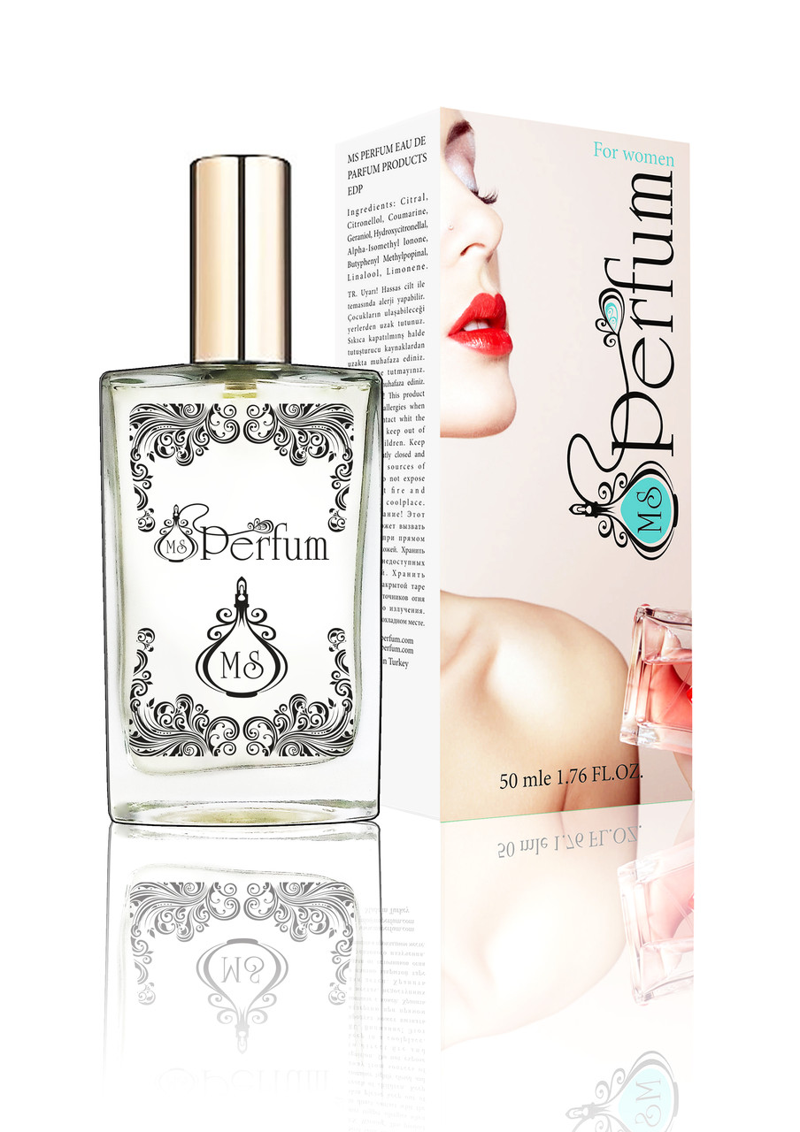 MSPerfum Black Opium женские духи качественный парфюм 50 мл