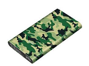 УМБ Hoco J9 Camouflage series 10000 мАг Зелений камуфляж, фото 2