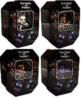 Эксклюзивный набор для коллекционеров Five Nights at Freddy's Exclusive «Mangle, Bonnie, Foxy & Freddy»., фото 1