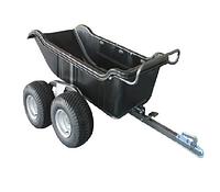 Прицеп для квадроцикла Shark ATV Trailer Garden 550kg 4 Колеса (Black)