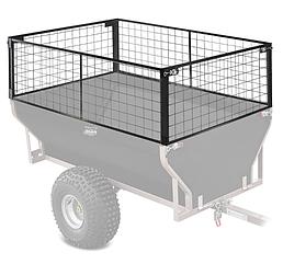 Ограда для прицепа Shark ATV Trailer Wood 550kg