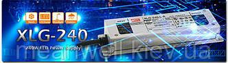 XLG-240  - Mean Well официально выпустил новую серию LED драйвера