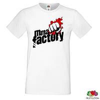 """Мужская футболка с принтом """"Factory"""" Push IT"""