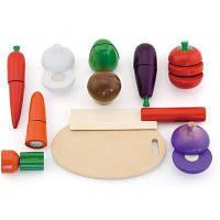 Игровой набор Viga Toys Овощи (56291)
