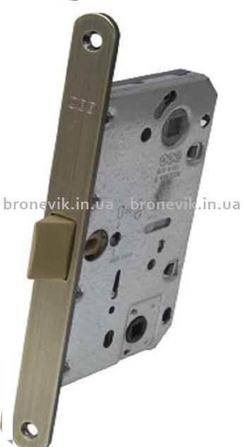 AGB B011025012 Механизм для межкомнатных дверей Mediana Evolution WC античная латунь 96мм
